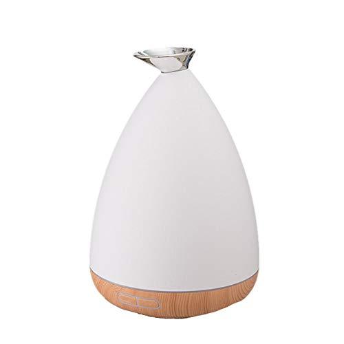 Aroma Diffuser, Holeider Luftbefeuchter Ultraschall LED Aromatherapie Ätherisches Oil Diffusor Duftzerstäuber 500ml Holzmaserung Humidifier für Babies Yoga Kinderzimmer Schlafzimmer Büro,