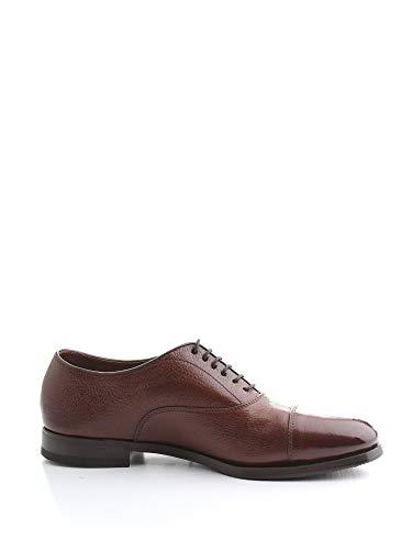 Henderson Luxury Fashion Herren 58305TOSCANELLO Braun Schnürschuhe | Herbst Winter 19 -