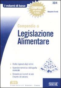 Compendio di legislazione alimentare