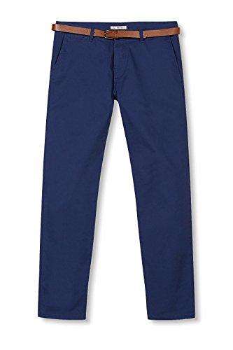 Esprit 027ee2b005, Pantalon Homme Bleu (Dark Blue)