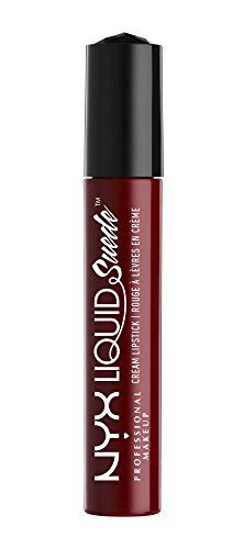 Nyx - Brillo de labios suede cream professional makeup