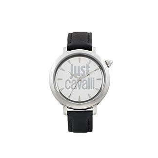 Just Cavalli Reloj Analogico para Mujer de Cuarzo con Correa en Cuero JC1L007L0015
