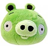 Angry Birds 5-Inch Plush - Green Pig by Commonwealth Toys