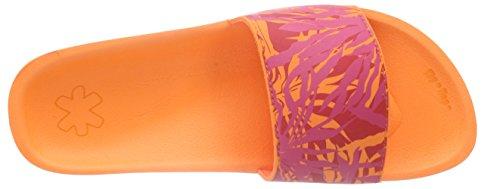 flip*flop Pool Seaweed, Sandales ouvertes femme Multicolore - Mehrfarbig (247)