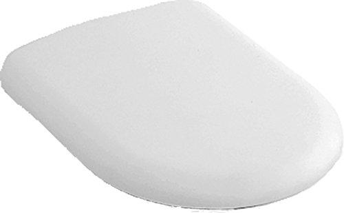 Preisvergleich Produktbild Villeroy & Boch 99506101, WC-Sitz Magnum 995061, weiß Alpin