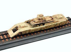 Preisvergleich Produktbild Trumpeter 01508 Modellbausatz Panzertragerwagen