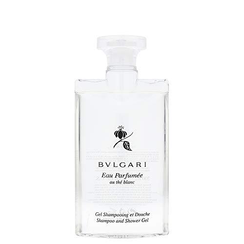 BVLGARI AU the Blanc Shampoo und Dusch Gel - Damen, 1er Pack (1 x 200 ml) - Au Die Blanc