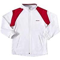 Head Cooper Jr All Season Chaqueta Tenis para Niñas Blanco/Rojo - Blanco Rojo, 164