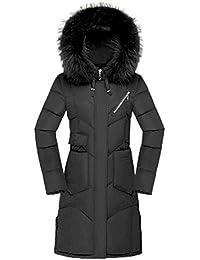 uk availability fc253 94922 Amazon E Lunghi Abbigliamento Piumini it Giacche Cappotti ...