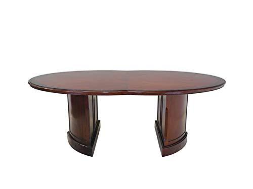 Antike Fundgrube Konferenztisch Besprechungstisch Tisch Studio Globe Wernicke L: 221 cm (8455)