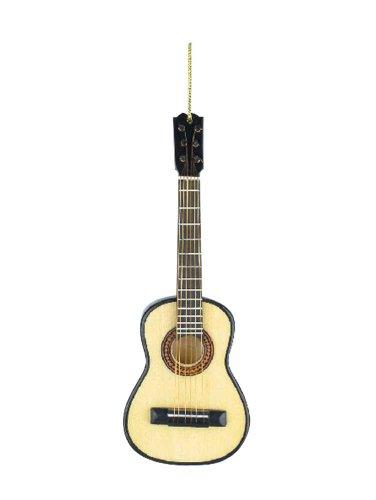 Gitarre Ornamente Weihnachten (Musik Treasures CO. Akustische Gitarre Weihnachten Ornament)