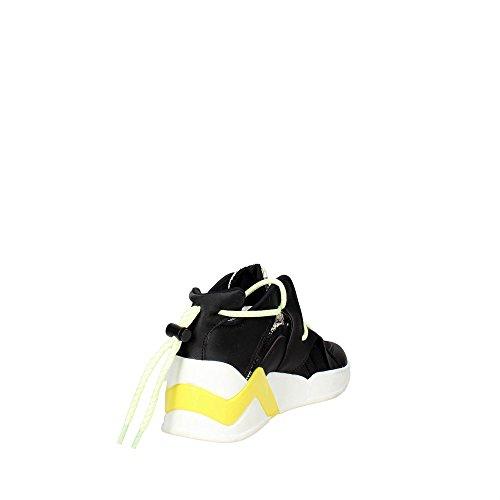 Serafini PE16DET07 Sneakers Donna Nero