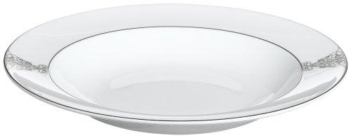 Vera Wang by Wedgwood Imperial Scroll 9-Inch Rim Soup Bowl by Wedgwood Wedgwood Imperial