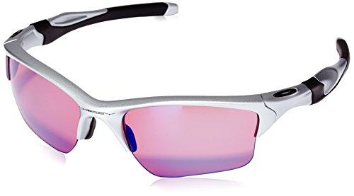 Oakley Sonnenbrille Half Jacket 2.0 Silver/G3 Iridium (S2), One Size