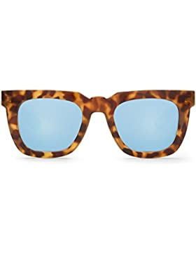Mr Boho Melrose with SKY Blue Lenses, Gafas de Sol Unisex, Hc Tortoise, 50