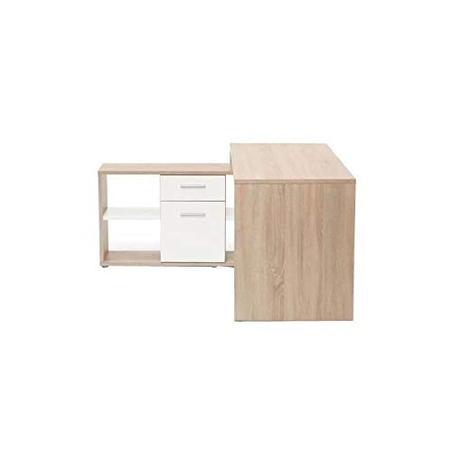 Bureau Angle Blanc
