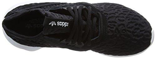 Adidas Originals Tubular Runner - Scarpe da Ginnastica Basse Donna Nero (Schwarz (Core Black/Core Black/Ftwr White))