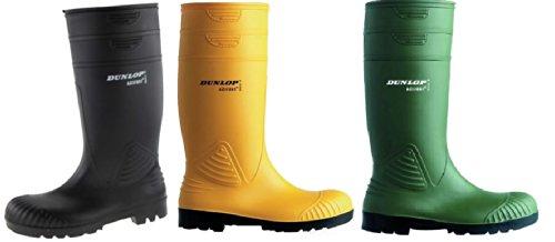 Dunlop Acifort ,Gummistiefel,Regenstiefel,Arbeitsstiefel,Freizeitstiefel Schwarz