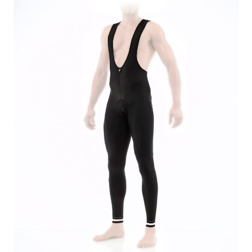 Santini Radhose Herren SP 1180 GIT EGO Winter Bib-Tights Men (Größe: M) (Santini Radhose)