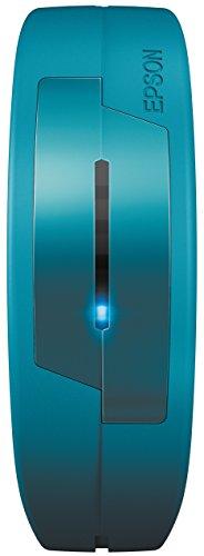 Epson Pulsense PS-100 Tracker d'activité + capteur d'activité cardiaque Turquoise Taille M/L