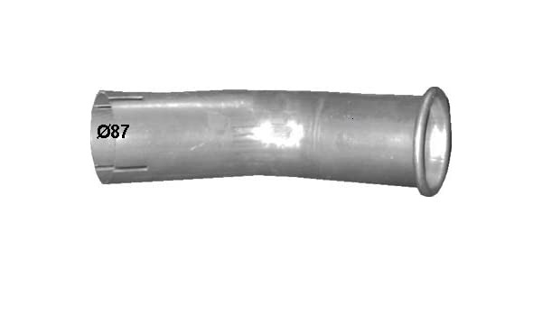 ETS-EXHAUST 8368 Endrohr Auspuff f/ür UNIMOG 1987-