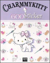Charmmy Kitty. 600 sticker. Con adesivi