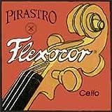 Pirastro 336020 Flexocor Cello Juego, medio