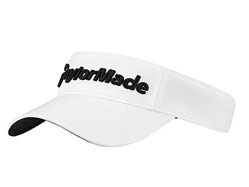 TaylorMade Golf 2018 Hommes Performance Radar Réglable Golf Visière White