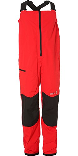 2018 Slam WIN-D 1 Sailing Trousers Red S171022T00