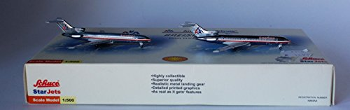 schuco-starjets-3557609-boeing-727-223a-american-airlines-2-plane-set-in-1500