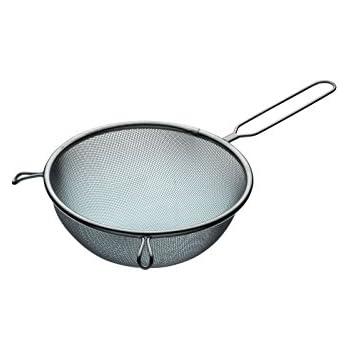 Kitchencraft Medium Stainless Steel Sieve 18 Cm 7