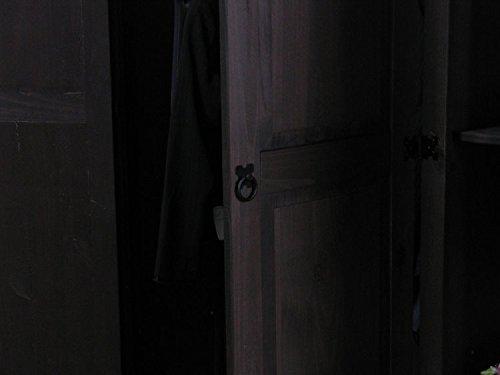 dynamic24 3trg Kiefer Kleiderschrank New Mexiko Mexico Schlafzimmer-Schrank kolonial