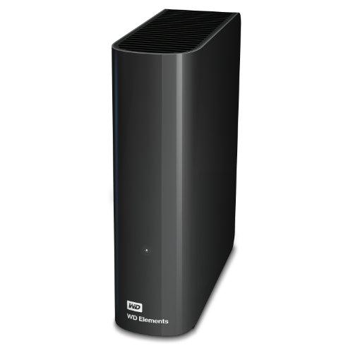 Western Digital 2TB Elements Desktop externe Festplatte USB3.0 -WDBWLG0020HBK-EESN