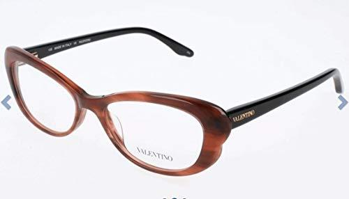 Valentino Damen V2604 Brillengestelle, Mehrfarbig, 51