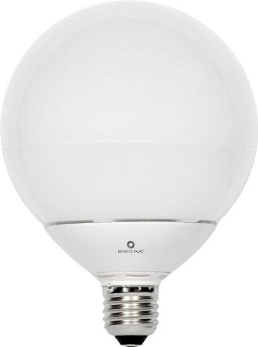 GLOBO 14W E27 220V 360º LED de Beneito Faure - Blanco cálido, E27, 1