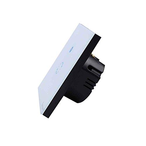 Babysbreath17 Sonoff EU/US Enchufe Wifi Inalámbrico Touch Control remoto Interruptor de cristal...