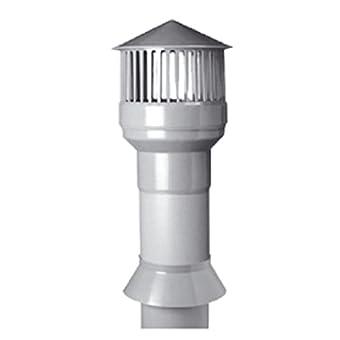 Toit de purge–Système d'aération DN 110500mm–9–3011–500–44–01–03