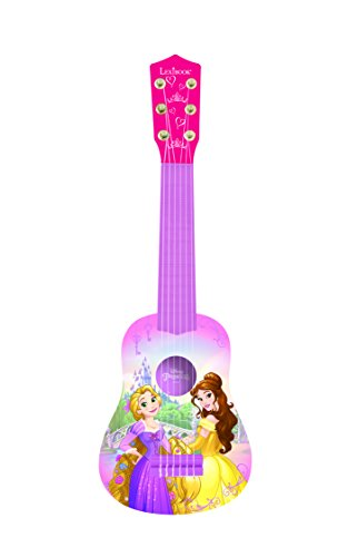 Lexibook - K200DP - Disney Princess Mini Gitarre