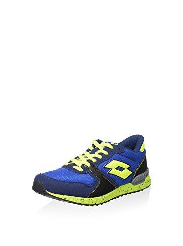 Lotto Sport ,  Jungen Sneakers Blu/Giallo
