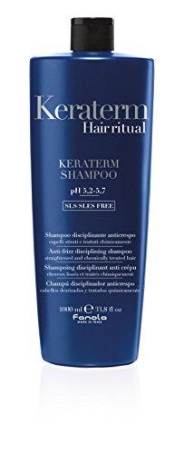 Fanola KERATERM Hair Ritual Shampoo 1er Pack 1000 ml
