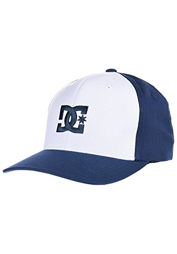 DC Shoes Herren Star 2 Cap, Dark Indigo, Large/X-Large