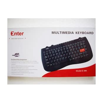 Enter Mini USB Keyboard
