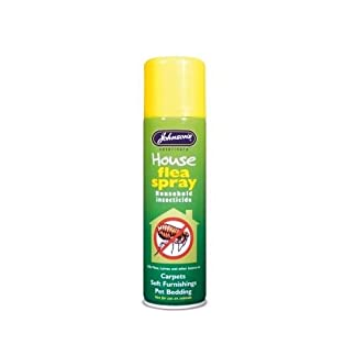Johnson's Vet Household Flea Spray, 31lop2GNqVL