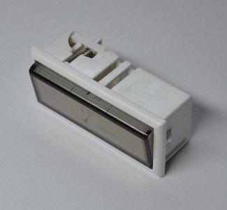 Preisvergleich Produktbild STR-Wipptaster weiß klein