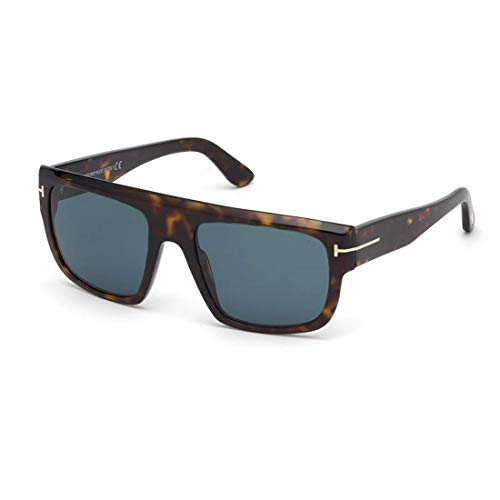 Tom Ford Sonnenbrillen ALESSIO FT 0699 DARK HAVANA/BLUE Herrenbrillen
