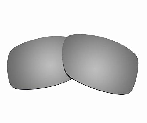 Sunnyblue2 Titan Polarisierte Ersatz Gläser für Oakley Jupiter Squared Sonnenbrille