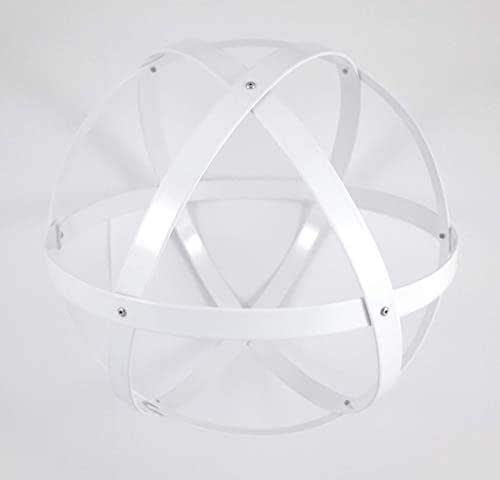 Genesa Crystal, Purificatore energia, Dispositivo orgonico 32 cm diametro, Bianco