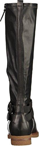 Tamaris stivali alti stivali con touch-IT Sole Nero 1-25608-27 001 Nero Nero