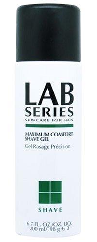 Aramis Lab Series for Men Maximum Comfort Shave Gel 200ml/6.7oz by Aramis Lab Series (English Manual)