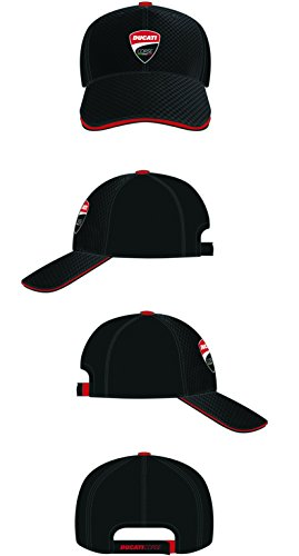 62f5ef4aa0d68 MotoGP Apparel Baseball Cap , Black, One Size